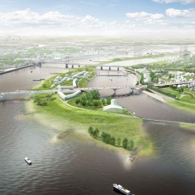 Nijmegen over 5 jaar.
