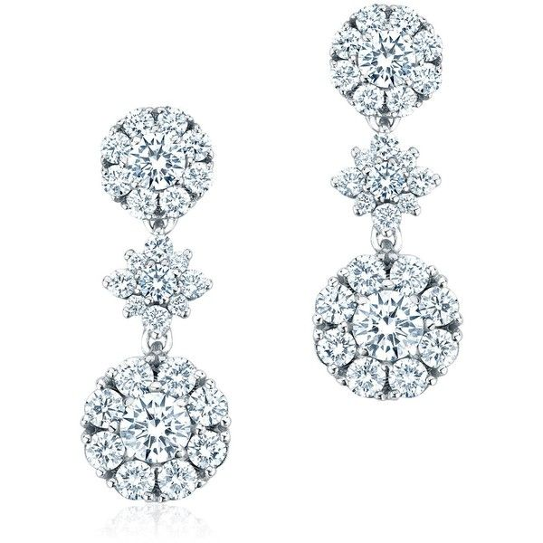 Birks Snowflake Large Diamond Drop Earrings ($4,077) ❤ liked on Polyvore featuring jewelry, earrings, diamond jewellery, birks, diamond snowflake jewelry, birks jewelry and snowflake jewelry