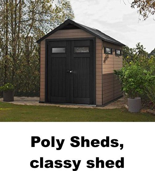 Poly Sheds, classy shed, Prefab Cabins near me, low price, Sheds