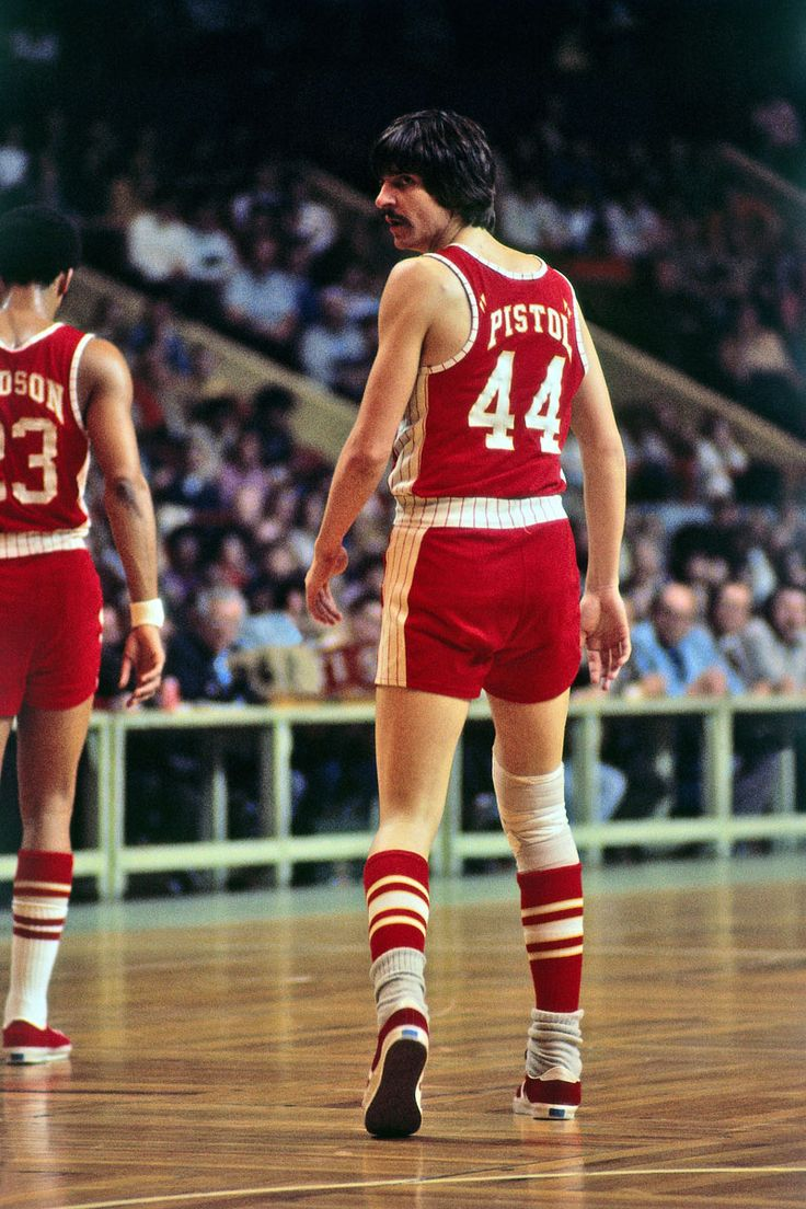 """Pistol"" Pete Maravich - Pete was Stephen Curry before Stephen Curry!"