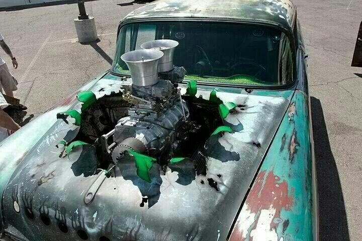 Welderup '55 gfx   Hot Rod - Custom Car   Pinterest