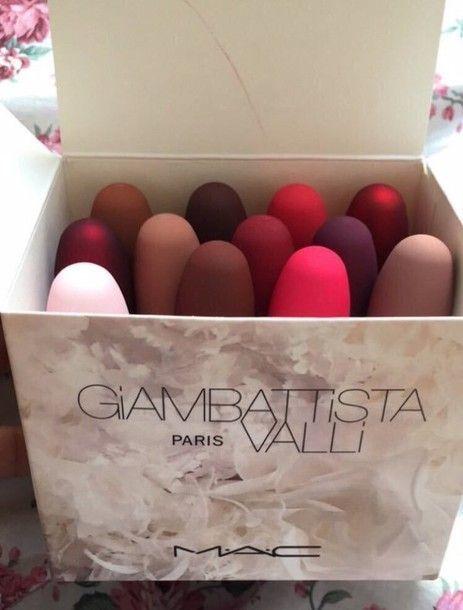 make-up mac lipstick lipstick mac cosmetics #cosmetics