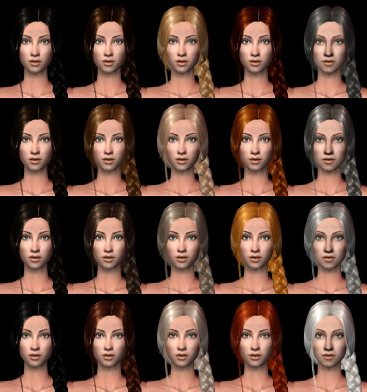 Sims 2 Hairstyles: 1000+ Images About Victorian Sims 2: Hairstyles On