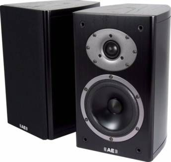 Acoustic Energy Aelite 1 Bookshelf Speakers /Pair (Black Ash) | Speakers | Gumtree Australia Manningham Area - Doncaster | 1114879005