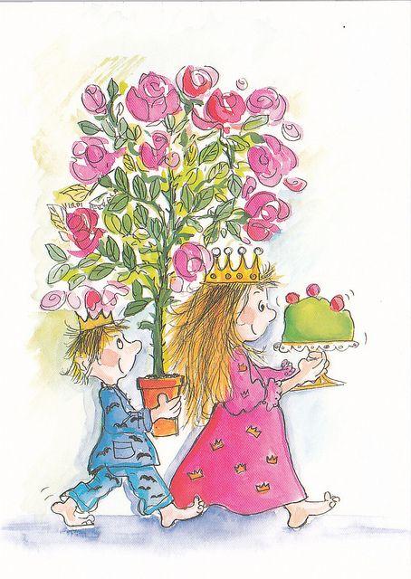 Prinsessan kakku  (The Princess cake)
