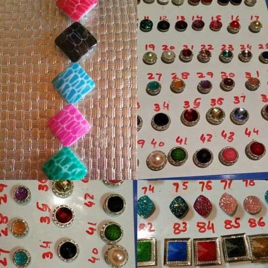 Magnetic Scarf clips R 20 each