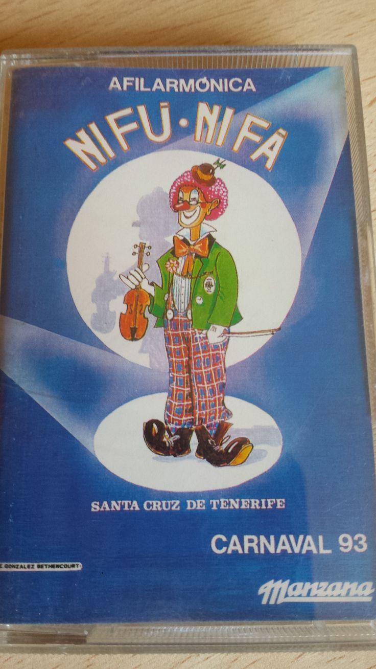 Vendo Casete Afilarmónica Nifú-Nifá, año 93, Carnaval de Santa Cruz de Tenerife. Cómpralo aquí: http://www.todocoleccion.net/casetes-antiguos/casete-afilarmonica-nifu-nifa-ano-93-carnaval-tenerife~x54262795