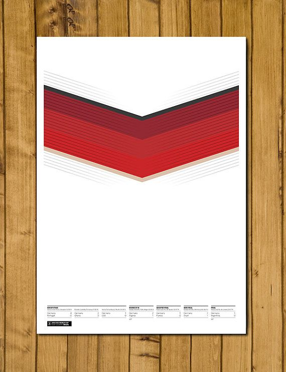 Germany - World Cup Champions 2014  by headfuzzbygrimboid on Etsy, $15.00