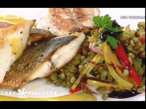 Chef στον αέρα | Κοχύλια γεμιστά με τυρί - 05/05/2015