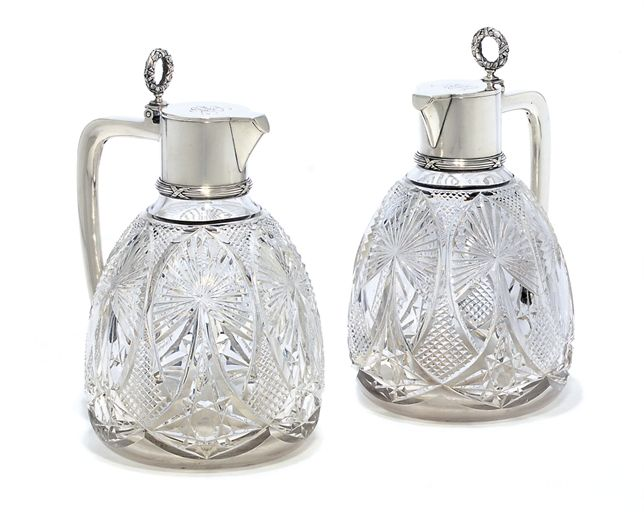 scratched silver 387 best silver and crystal faberge images on pinterest cut