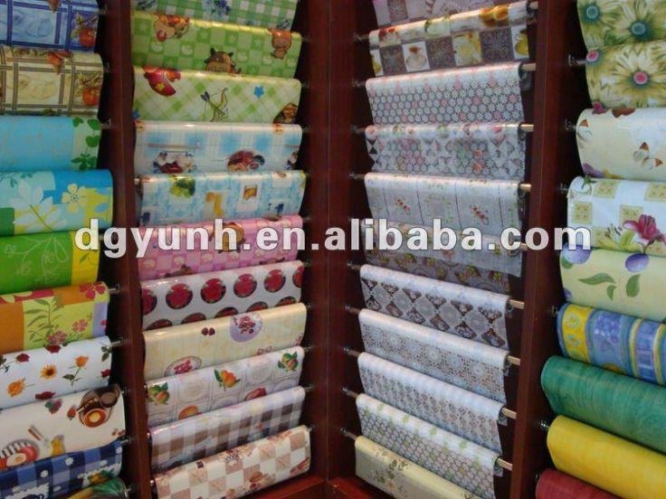 pura tecido estampado com superfície de vinil roll toalha-Toalha de mesa-ID do produto:557861488-portuguese.alibaba.com