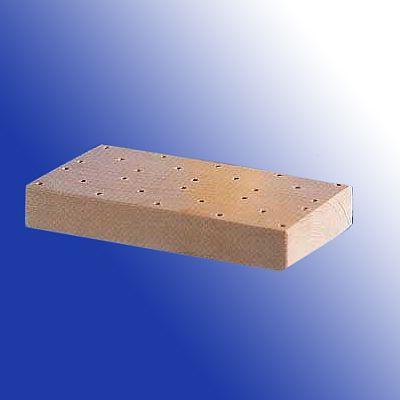 Espositori per lecca lecca in legno chiaro