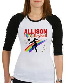 CUSTOM VOLLEYBALL Shirt Calling all Volleyball players! Awesome Volleyball designs on Tees and Gifts. Take 20% Off Your Order Use Code: PADDY20 http://www.cafepress.com/sportsstar/13561881 #Volleyball #VolleyballGirl #Beachvolleyball #Lovevolleyball