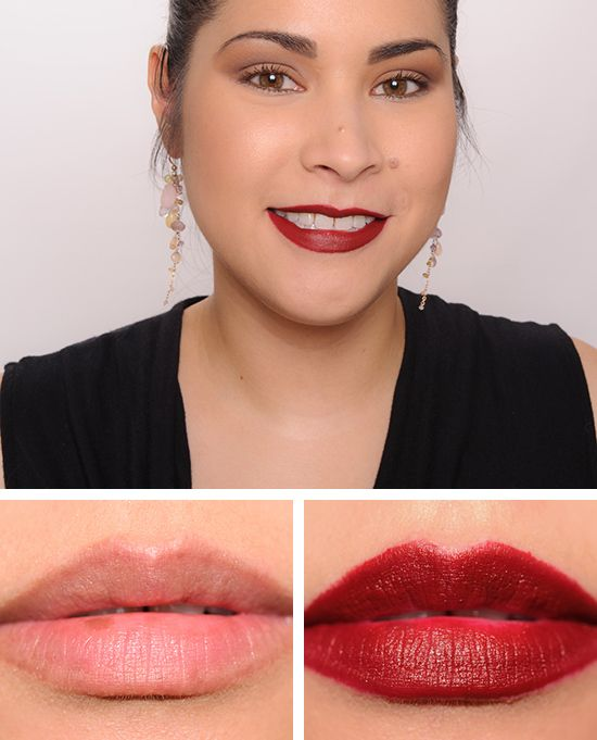 MAC The Matte Lip Collection (2015) Review, Photos, Swatches (Part 1)