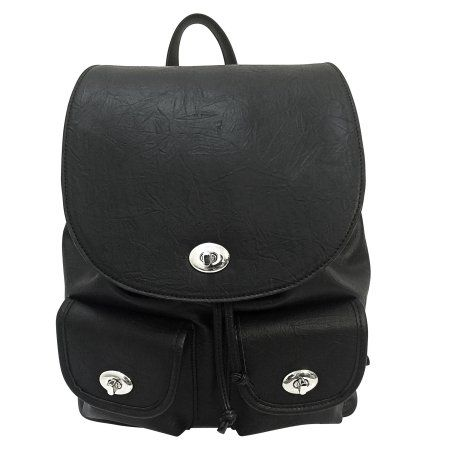 NcStar Concealed Carry Womens Backpack Black