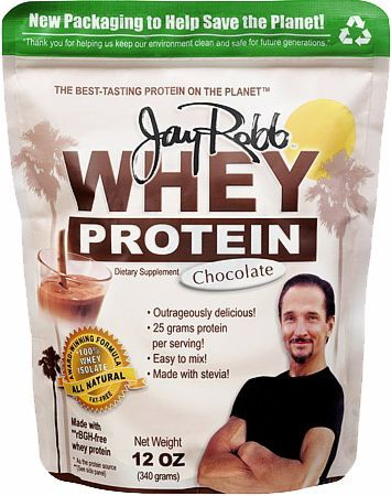 Jay Robb Whey Protein Unflavored 24 Oz. JAY032 Unflavored - The Best Tasting Protein With 24 Grams Of Protein Per Ounce!