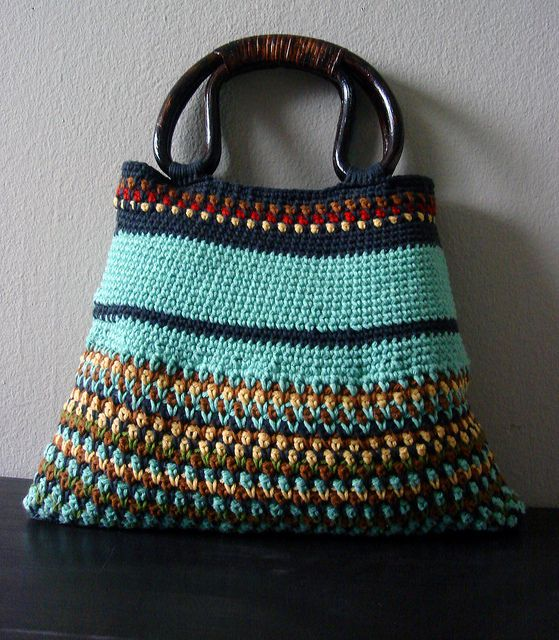 Crochet Bag-LOVE