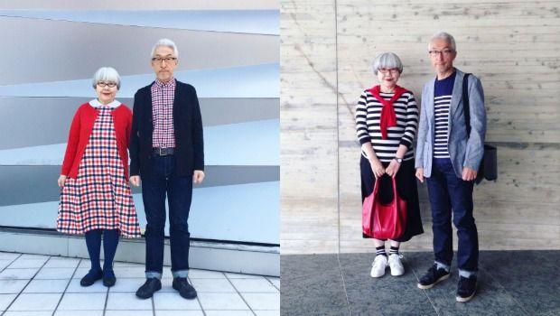 En lo más fffres.co: Esta pareja llevan 37 años casados y triunfan en Instagram combinando su ropa: Por lo general, en las… #Redes_sociales