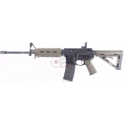 "Bushmaster M4 FDE OD Green 16"" 5.56mm NATO - Firearms"