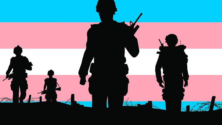 These Transgender Military Heroes Serve Their Countries Proudly