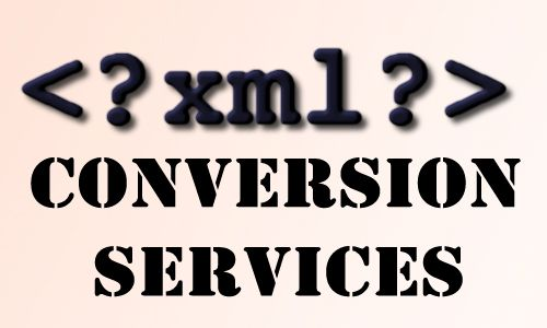 XML conversion services helping companies to convert their data into XML form to increase their reach and business among users.
