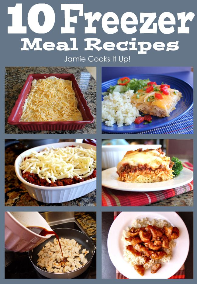 221 best freezable food and meals recipes images on pinterest