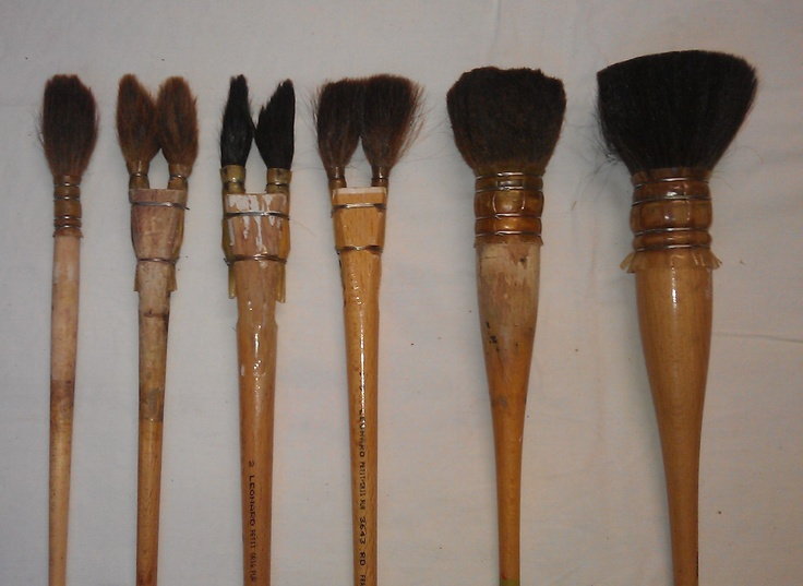 76 best images about paint brushes to faux lettering for Faux painting brushes