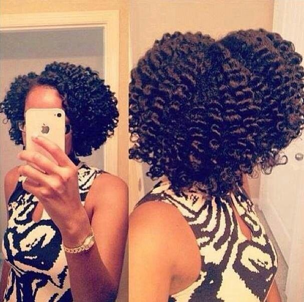 great twist out!!