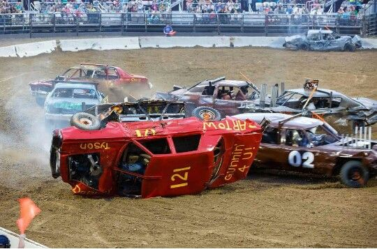 173 Best Images About Demolition Derby On Pinterest