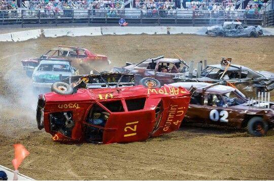 173 Best Images About Demolition Derby On Pinterest