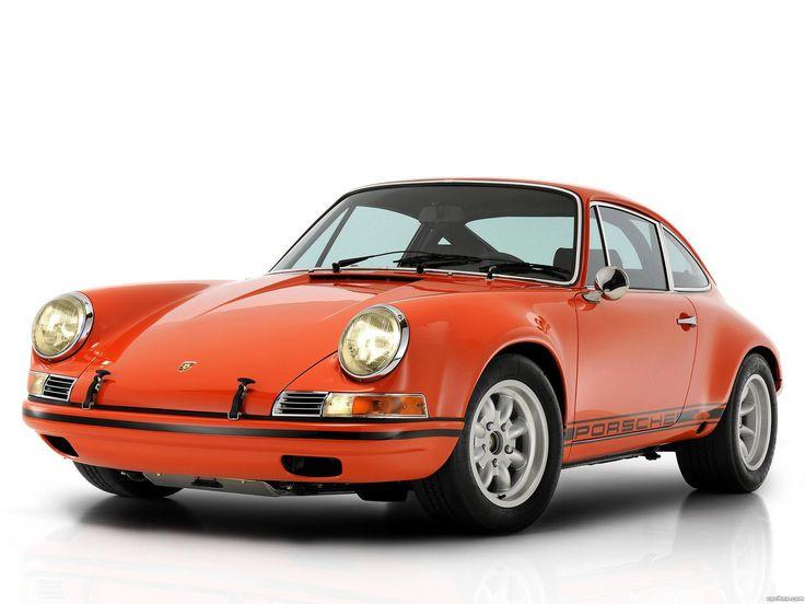 Porsche 911 l 2.3 st coupe 901 1970 1971