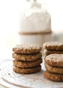 Quinoa haver koekjes
