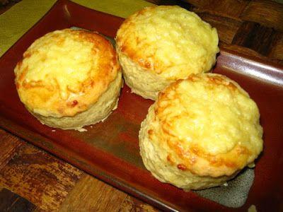 Receptek, és hasznos cikkek oldala: Duplán sajtos pogácsa, kelesztés nélkül! Egy adag kevés lesz belőle!