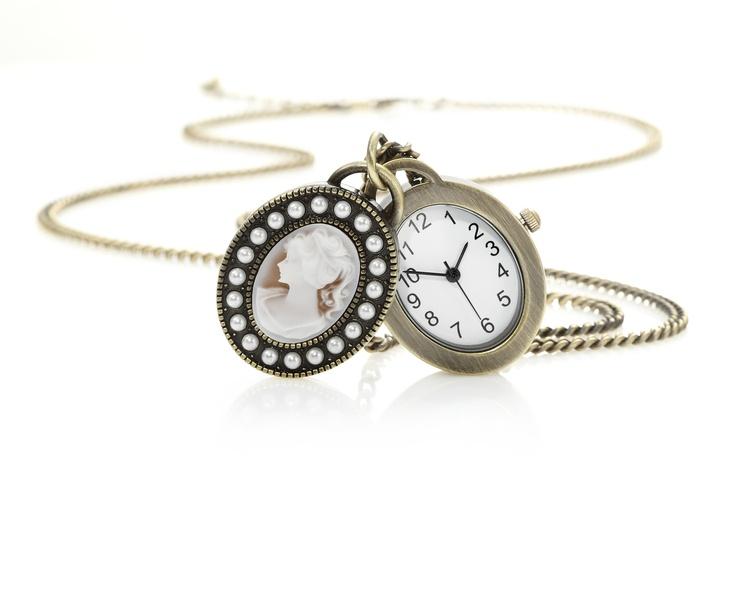 Colier cu pandativ ceas Kira