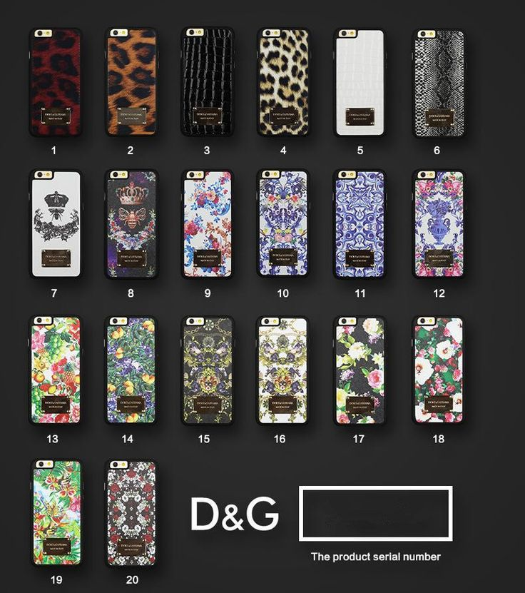 iPhone7/7 Plus/6sケース ドルチェ&ガッバーナ Dolce & Gabbana。豪華風ゴージャス携帯カバーレディースファッション。秋冬コレクション新品続々入荷!Dolce&Gabbana アイフォンケースならこちら!