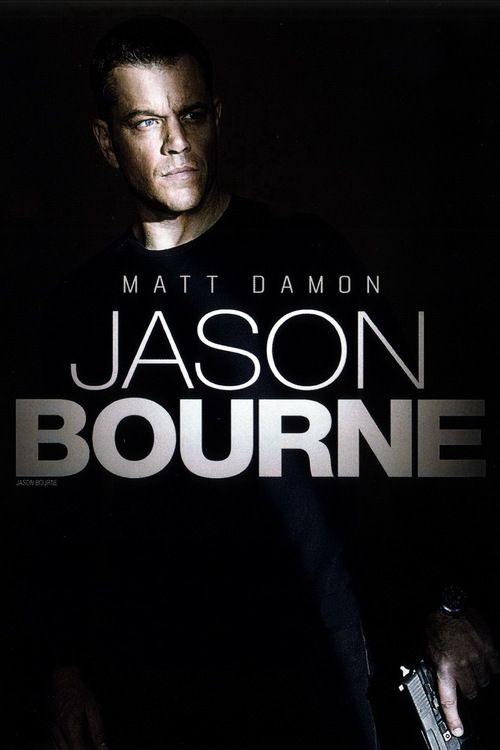 Watch Jason Bourne Full-Movie
