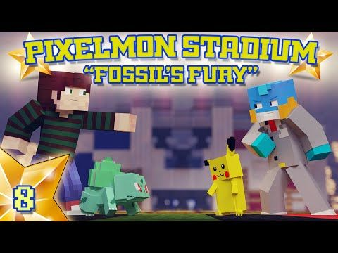 "Pixelmon Stadium - ""Fossil Fury!"" - (Pixelmon Minecraft Mod) Ep 8 - http://music.tronnixx.com/uncategorized/pixelmon-stadium-fossil-fury-pixelmon-minecraft-mod-ep-8/"