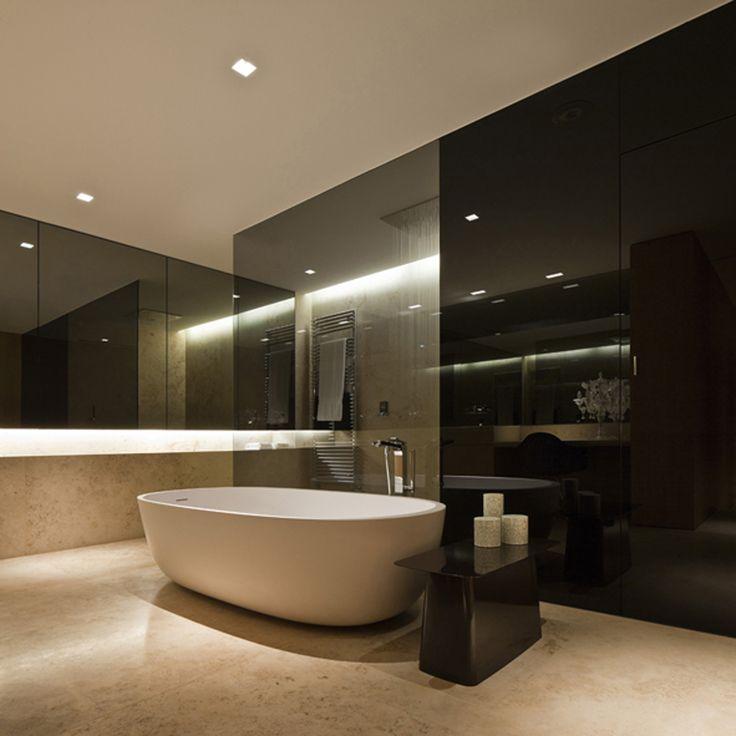 bathroom Apartamento CG   Francesc Rif  Studio. 243 best ideas about Beautiful Bathrooms on Pinterest   Architects