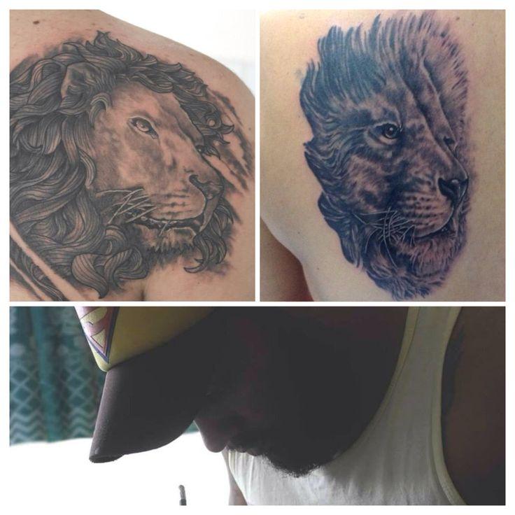 Leones tattoo