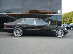 Mercedes Benz 600 SEL - Google Search