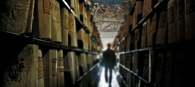El Vaticano abre su archivo secreto. A partir del miércoles se exhiben en los Museos Capitolinos de roma cien legendarios documentos nunca vistos.