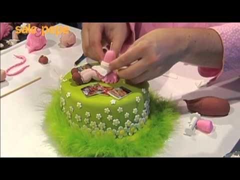Sale&Pepe - Food experience - Una torta per Sale&Pepe - YouTube
