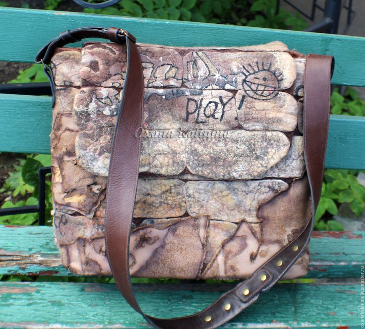 """Купить Сумка """"Песня старого города"""" - крутая сумка, сумка для ноутбука, сумка для документов"""