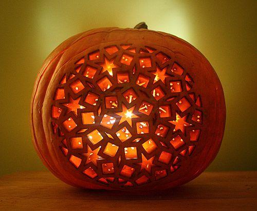 Lasercut Pumpkins! #laser #lasercut #pumpkin #carving #pumpkincarving #halloween #holiday #jackolantern