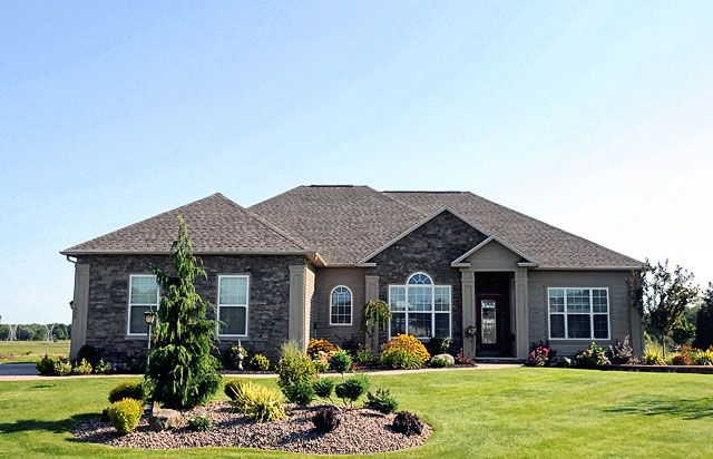 Best 25 one story houses ideas on pinterest house plans for Really cute houses