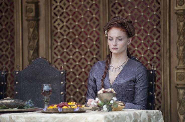 Sansa Stark Season 4 Game Of Thrones