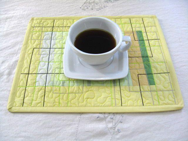 Podkładka na stół w andrysiakpatchwork na DaWanda.com