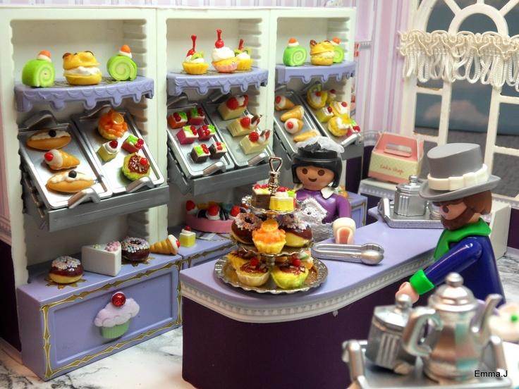 Bakery, by Emma J.
