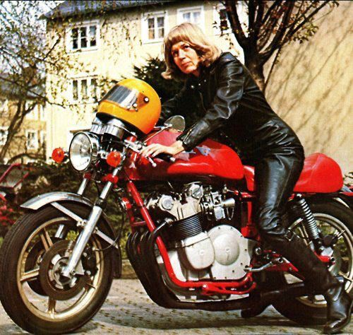 Anke Eve Goldman | Mv Augusta | Pinterest