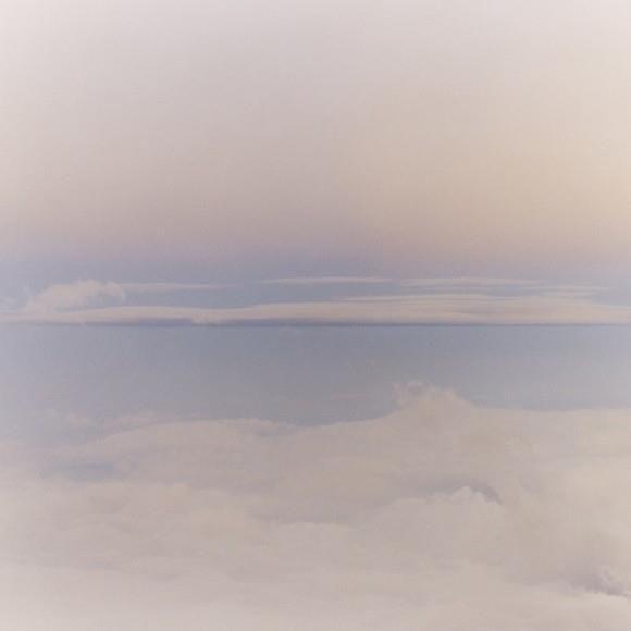 Through an Airplane Window